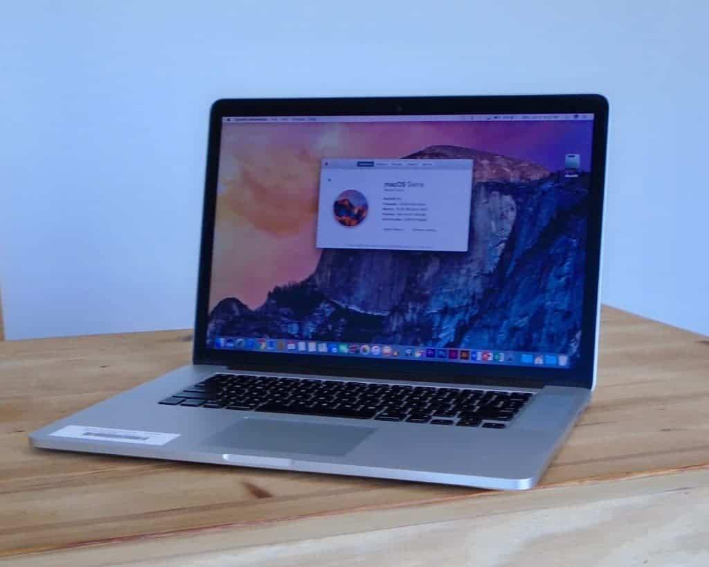 "15"" MacBook Pro for Sale"