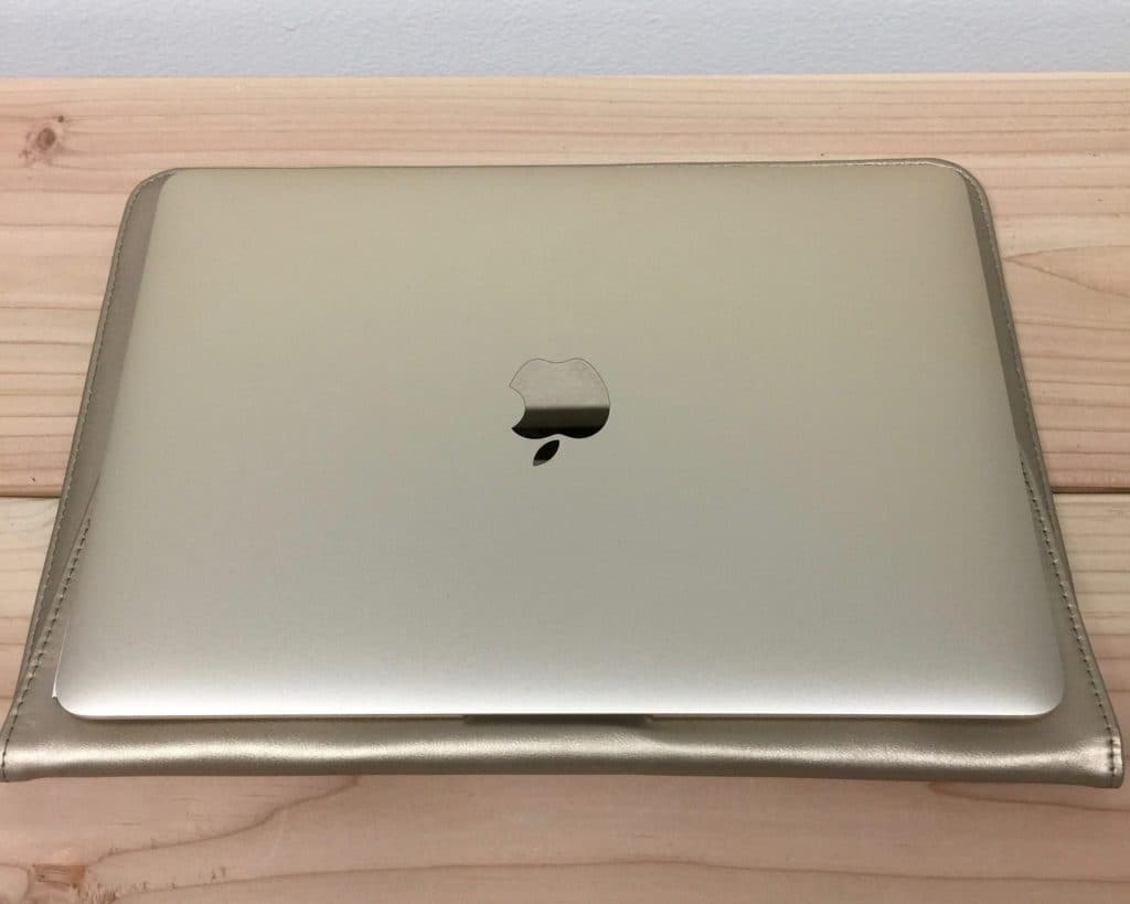 "Gold 12"" MacBook for sale"