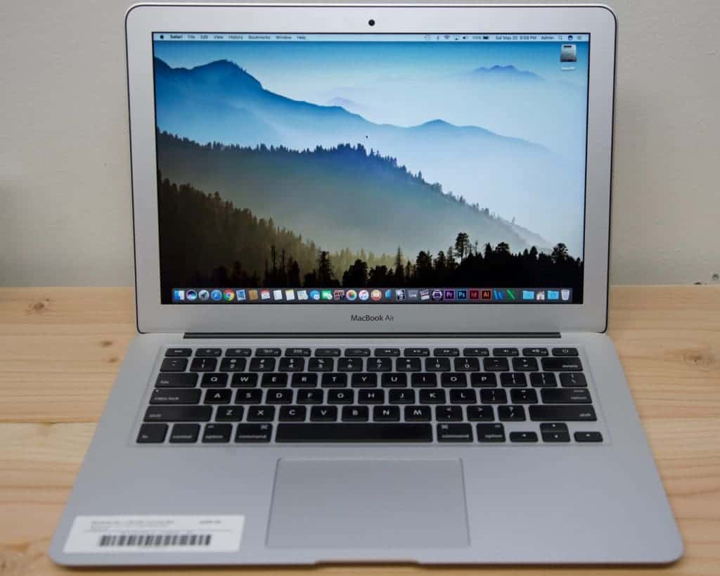 MacBook Air 8GB RAM For Sale
