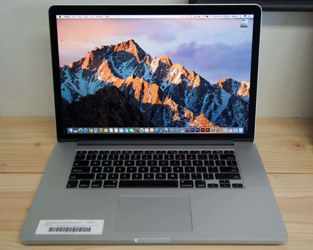 MacBook Pro Retina For Sale